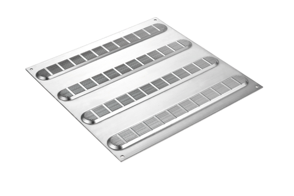 Directional  Stainless Steel Tactile Mat (XC-MDB6011D) - 翻译中...