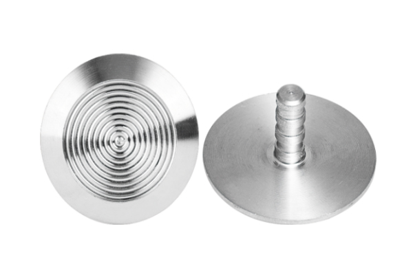 Concentric Circles Stainless Steel Tactile Studs - 翻译中...